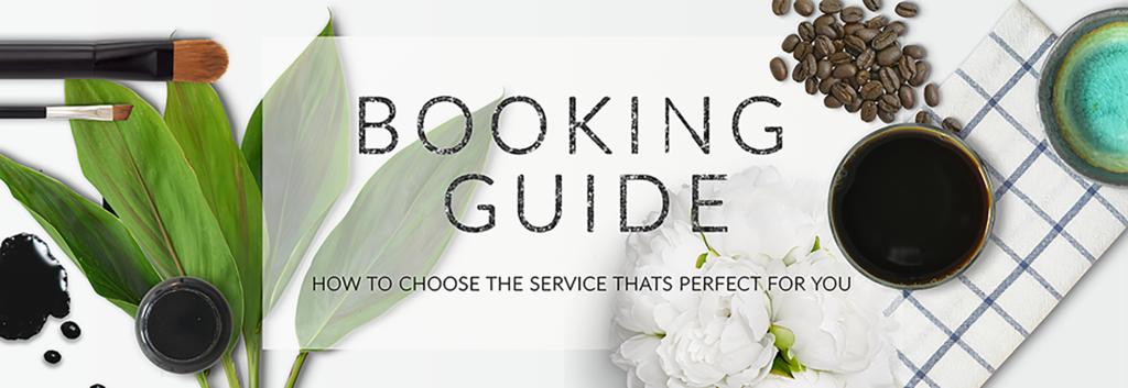 Booking Guide Header englisch