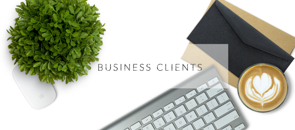 Business Clients Header