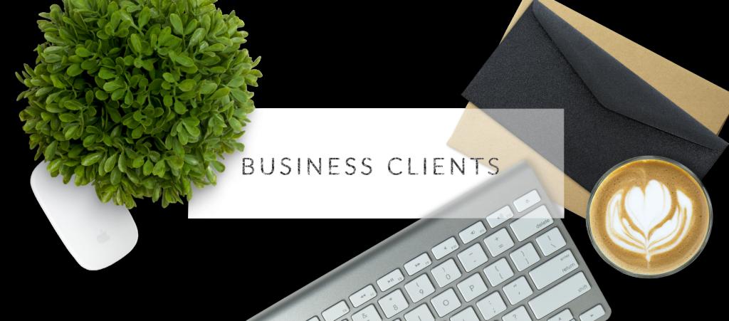 Business Clients Header