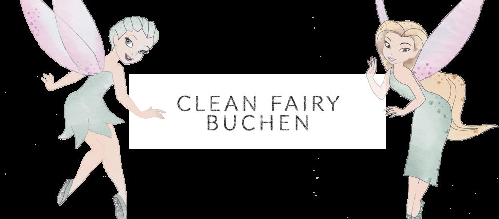 clean fairy buchen mockup