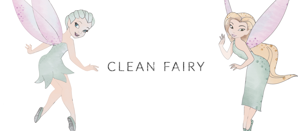 clean fairy mockup